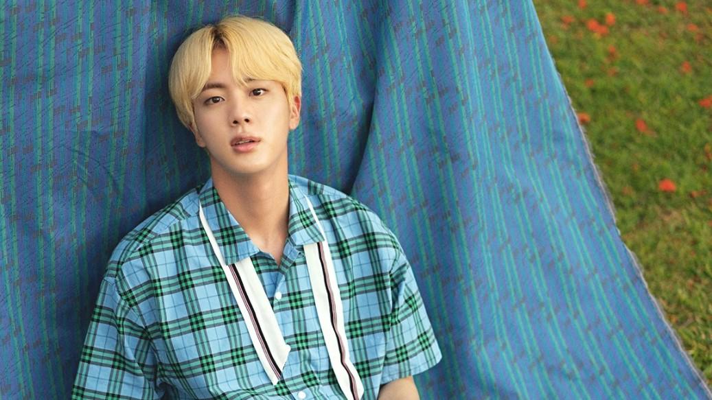 Jin Bts Wallpapers Bts 2018 Photoshoot Summer Package