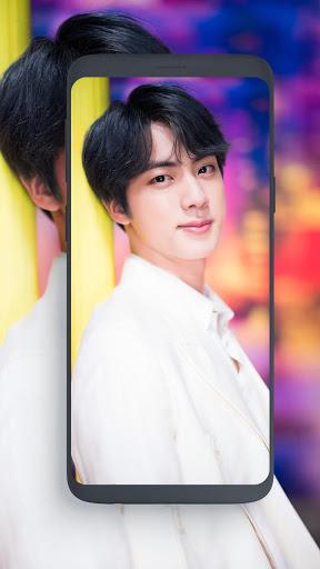 BTS Jin Wallpaper Kpop HD New 1.0 apk androidappsapk.co