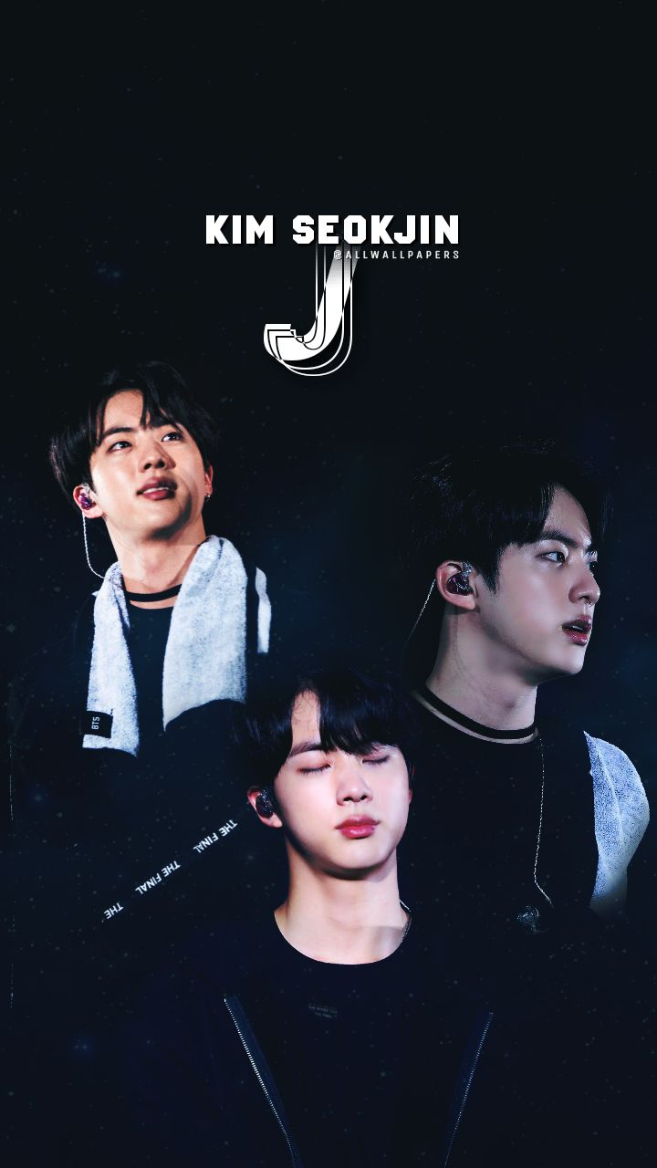 Bts Jin Wallpaper Kim Seok Jin Lockscreen, Hd Wallpapers