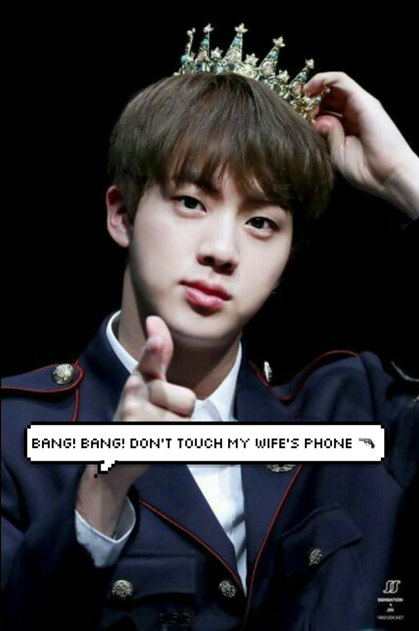 Free download Bts Jin wallpaper Bts Pinterest Bts jin BTS
