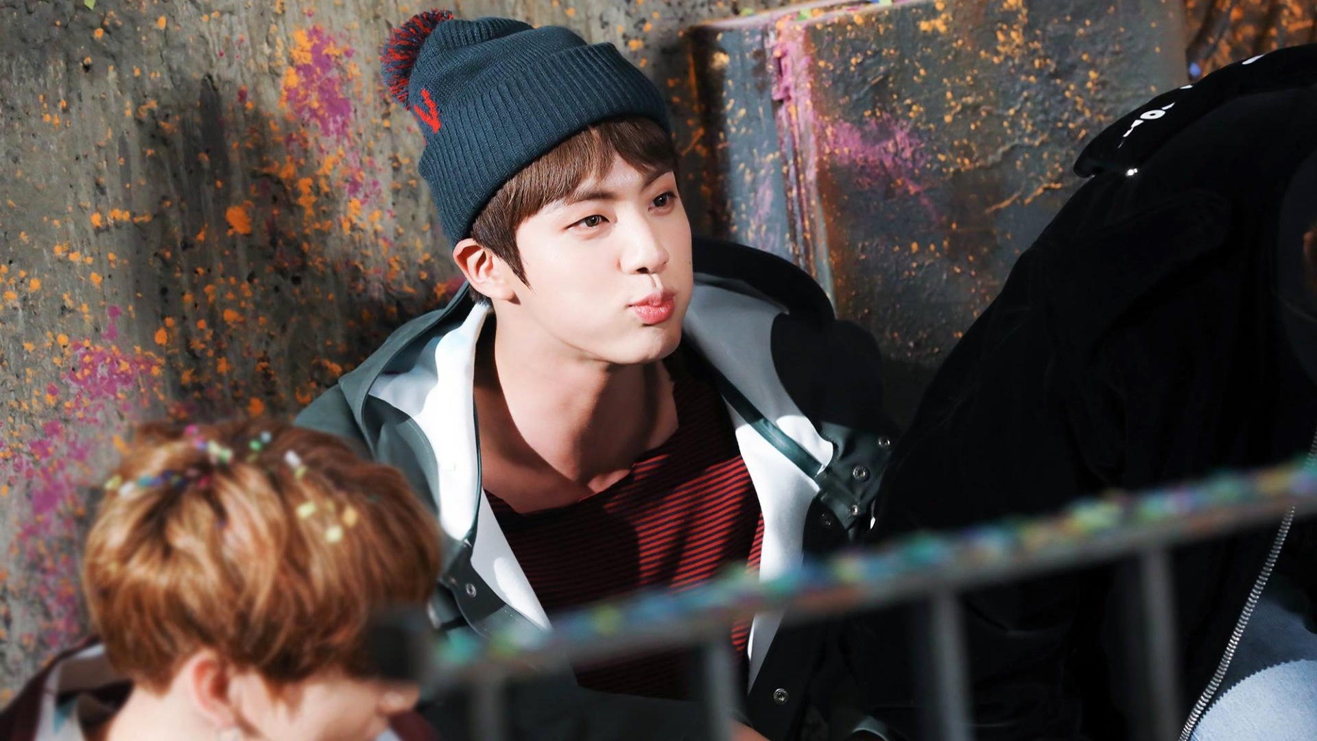Bts Jin Wallpapers Posted By Zoey Anderson