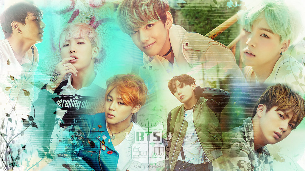 BTS KPOP WALLPAPER 2019 APK version 1.0 apk.plus