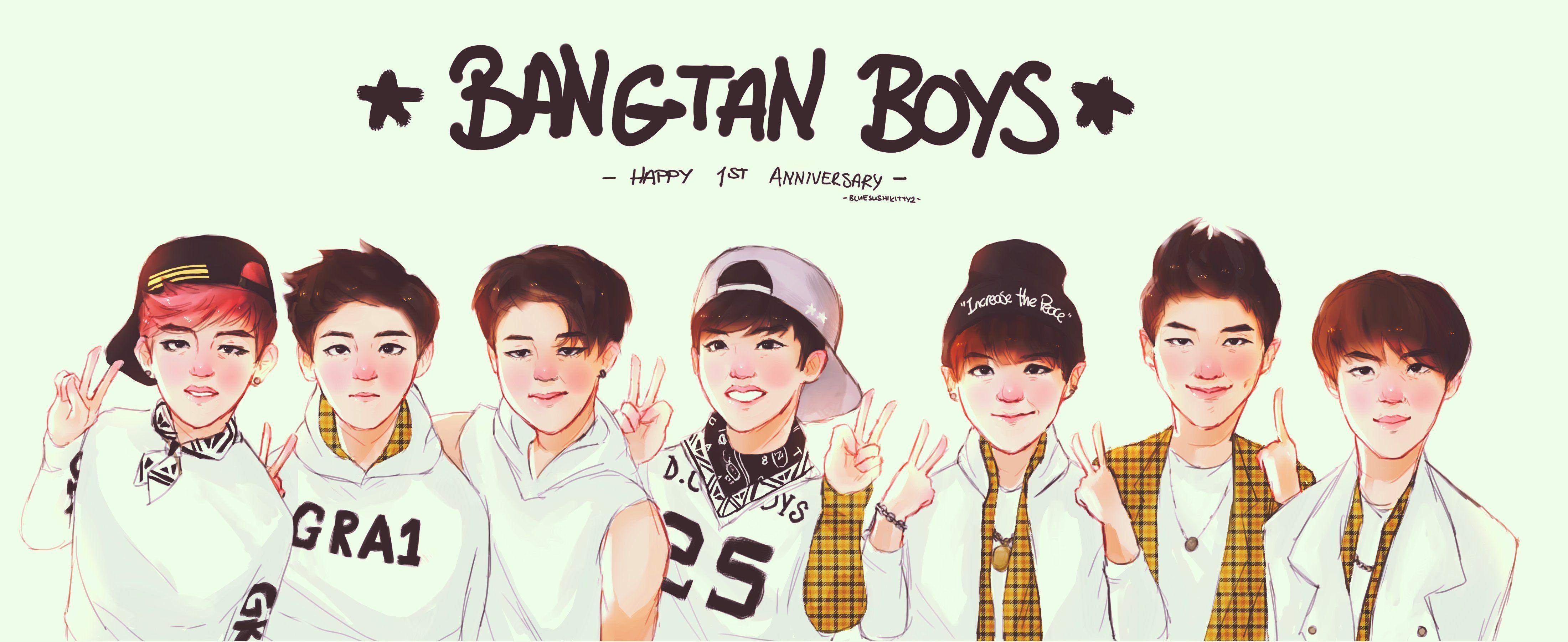 Bts Kpop Wallpaper Posted By Ryan Sellers