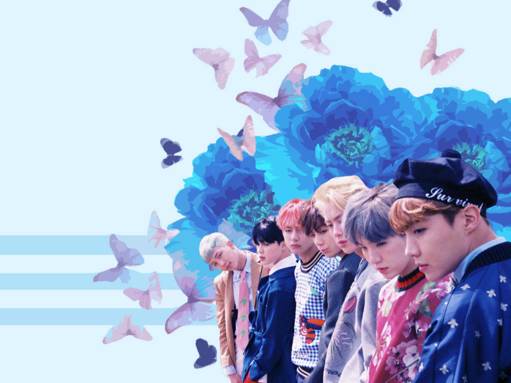 Bts Laptop Wallpaper Bts Crazy, Hd Wallpapers