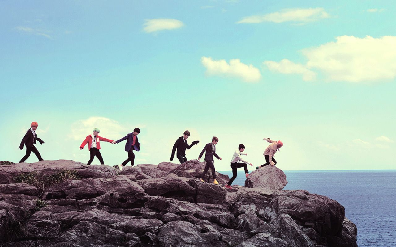 Bts Desktop Wallpapers Wallpaper Cave Bts Wallpaper Laptop
