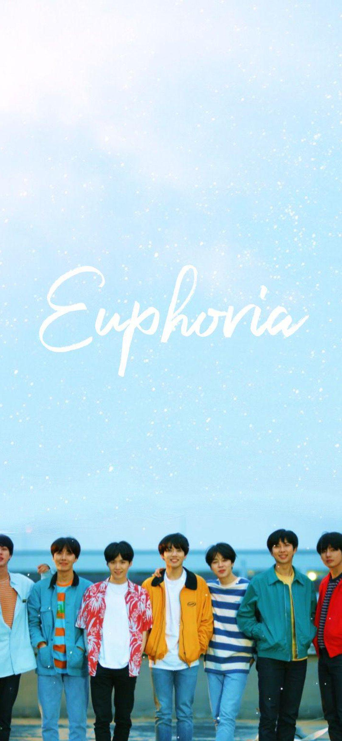 Download Euphoria Bts Wallpaper 2018 For Iphone X Wallpaper