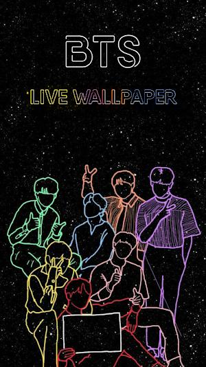 BTS Live Wallpaper BTS Live Photo 6.69 APK Download