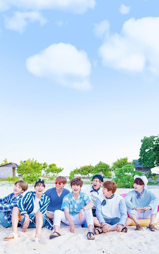 BTS Lockscreen Kpop Wallpaper 2.0 apk androidappsapk.co