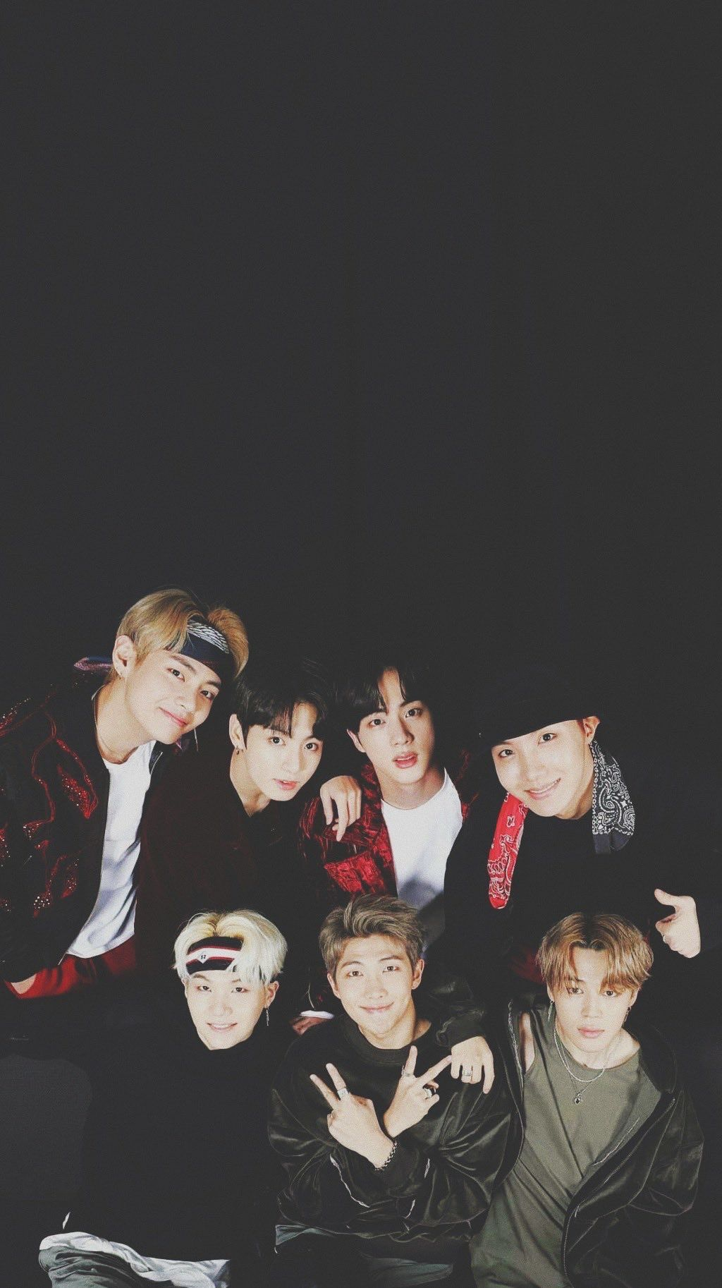 BTS Lockscreen Wallpapers Wallpaper Cave