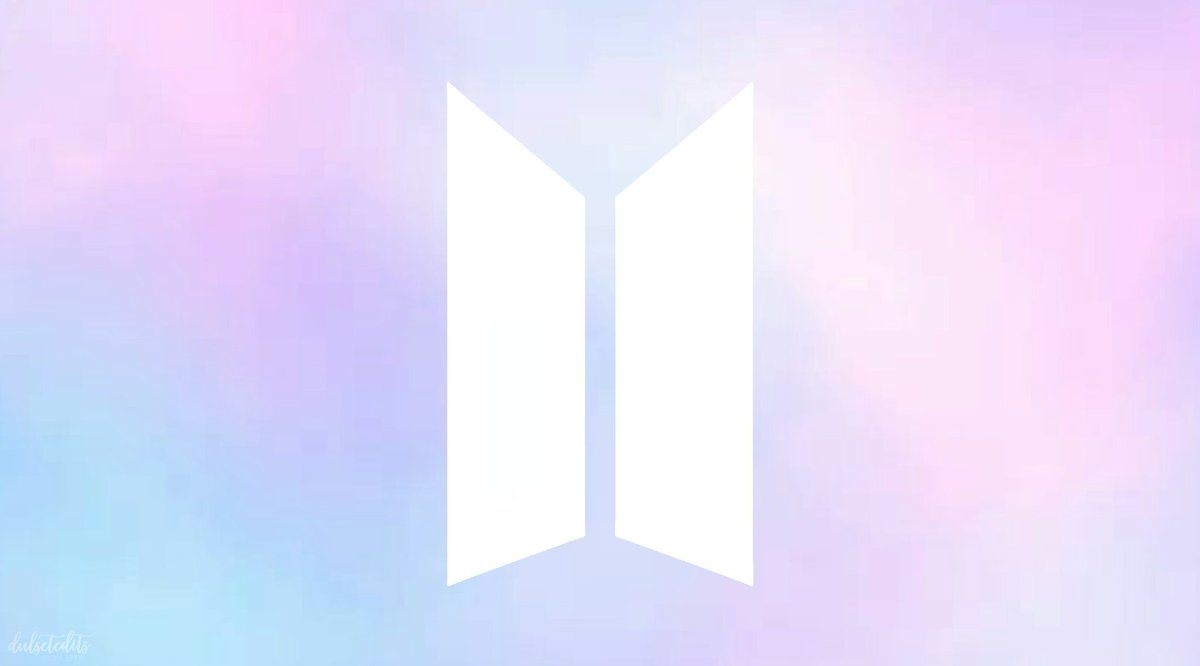 On Twitter Bts Logo Free Wallpaper