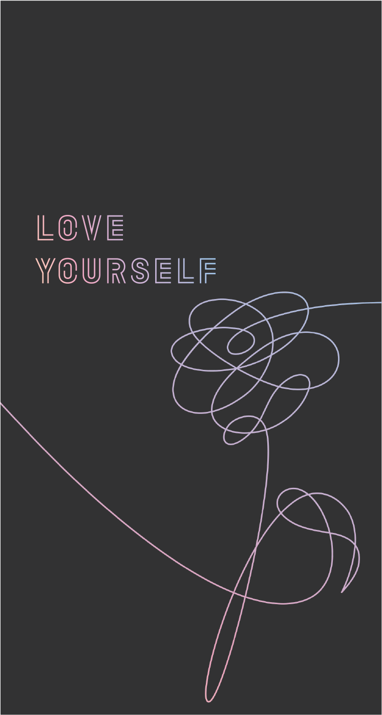 New BTS Logo Wallpapers Desktop Wallpaper