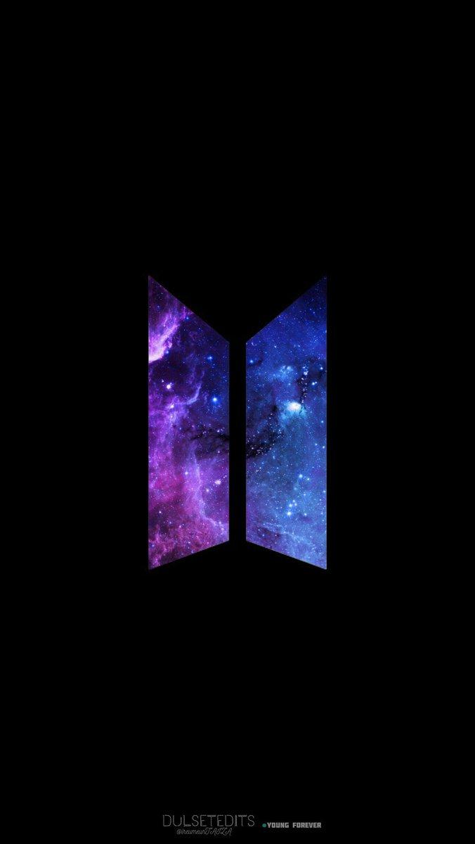 BTS Logos Wallpapers Wallpaper Cave