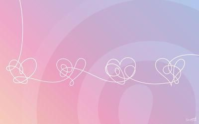 Bts Love Yourself Desktop Wallpaper Posted By John Tremblay