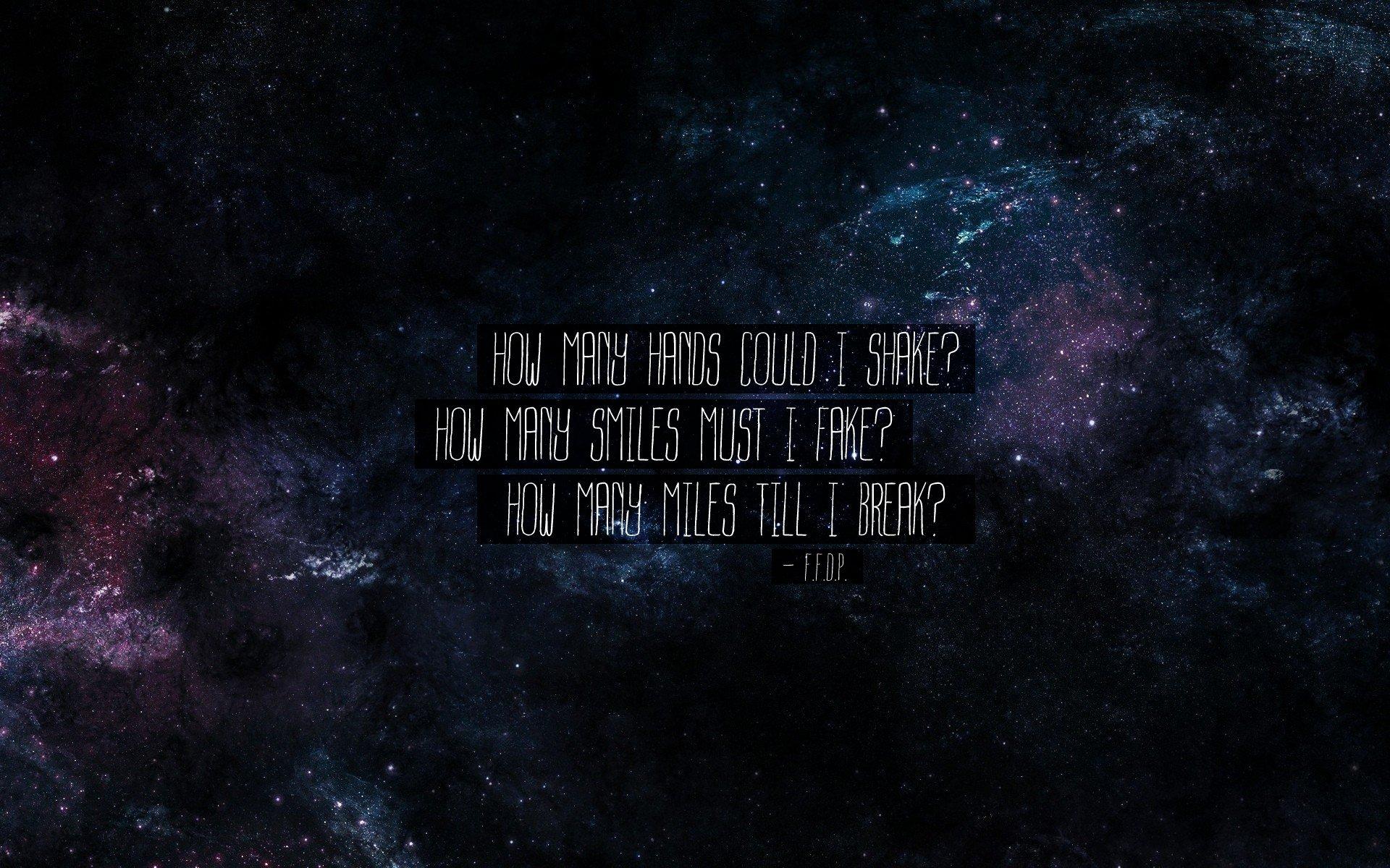 BTS Lyrics Wallpapers Wallpaper Cave