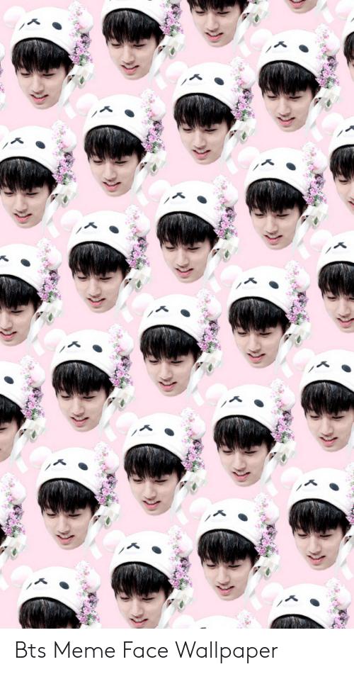 K K Bts Meme Face Wallpaper Meme on ME.ME