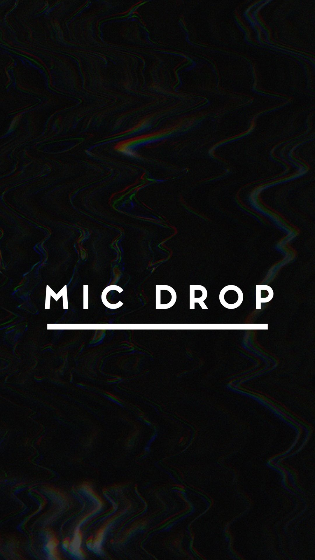 Bts Tumblr Wallpaper Aesthetics Mic Mic Bungee, Hd