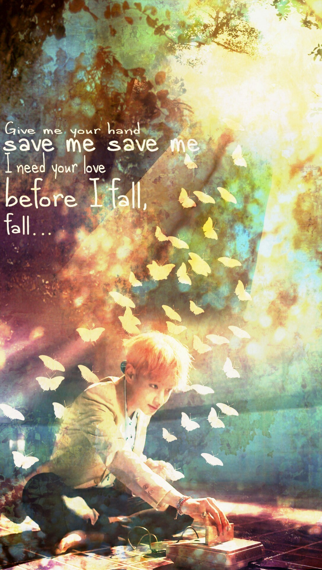 Bts Quote Desktop Wallpaper Bts Aesthetic Wallpaper Lyrics