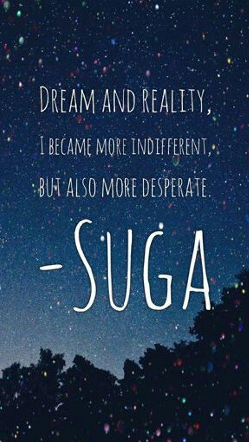 Bts Suga Quotes Wallpaper