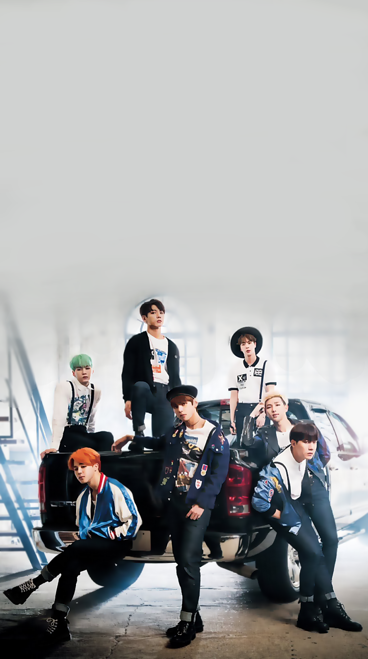 Misxing You BTS Phone Wallpaper Run JPN Ver. 2 DL