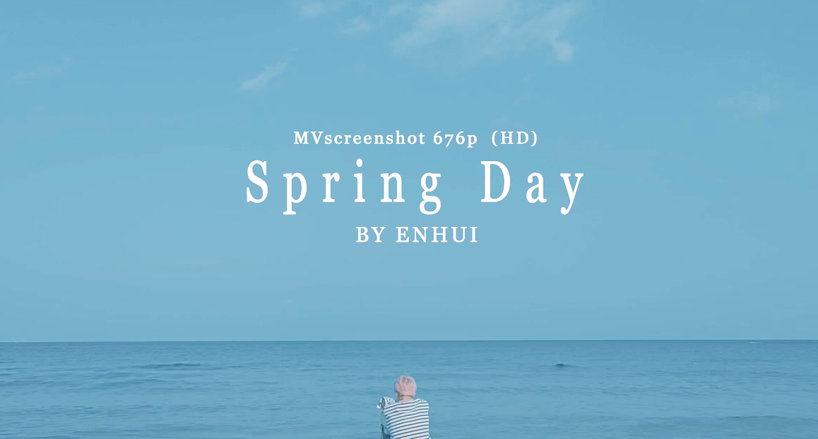Bts Spring Day Wallpapers Posted By Sarah Peltier