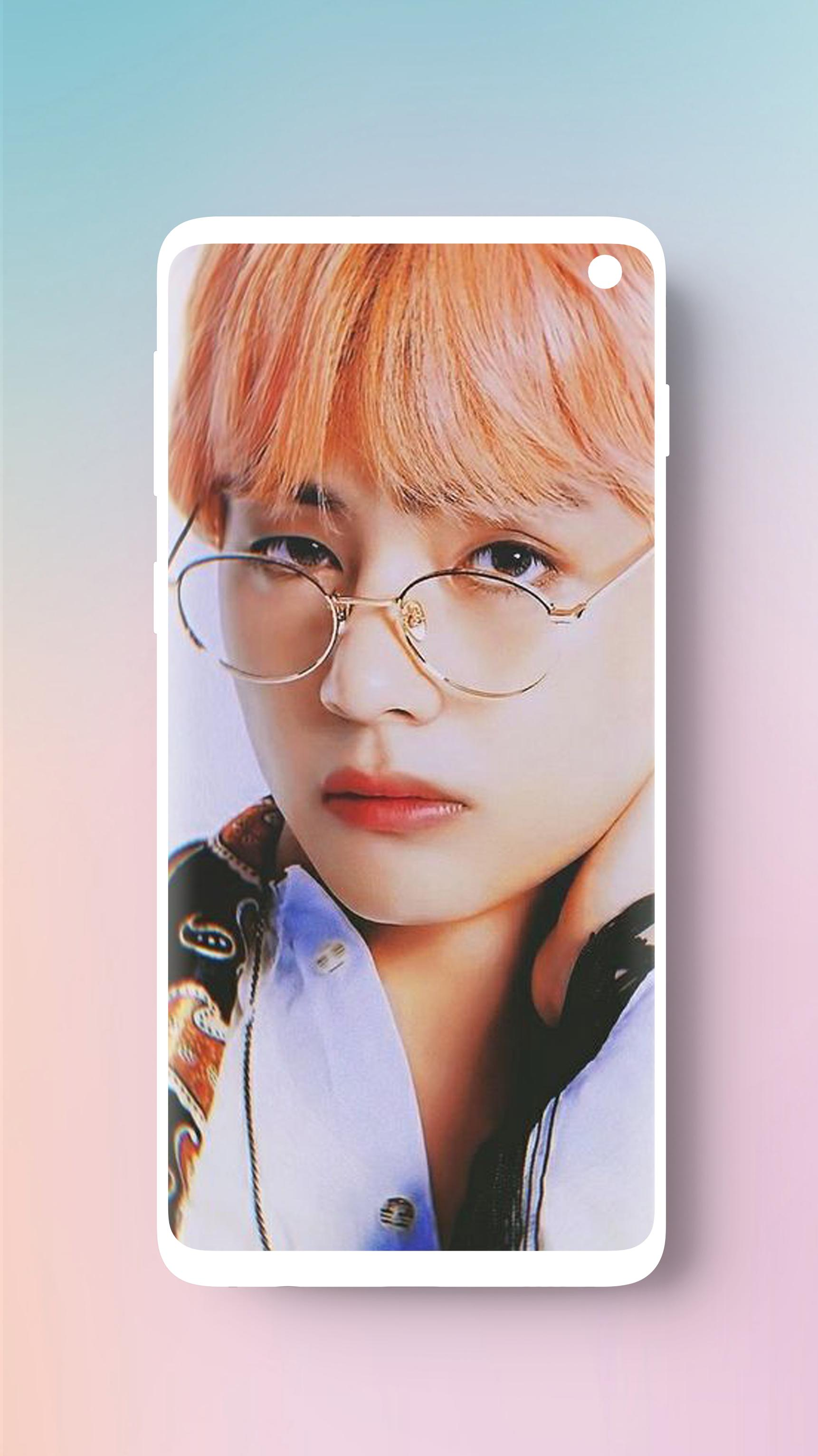 a BTS V Kim Taehyung Wallpaper HD Photos 2019 for Android