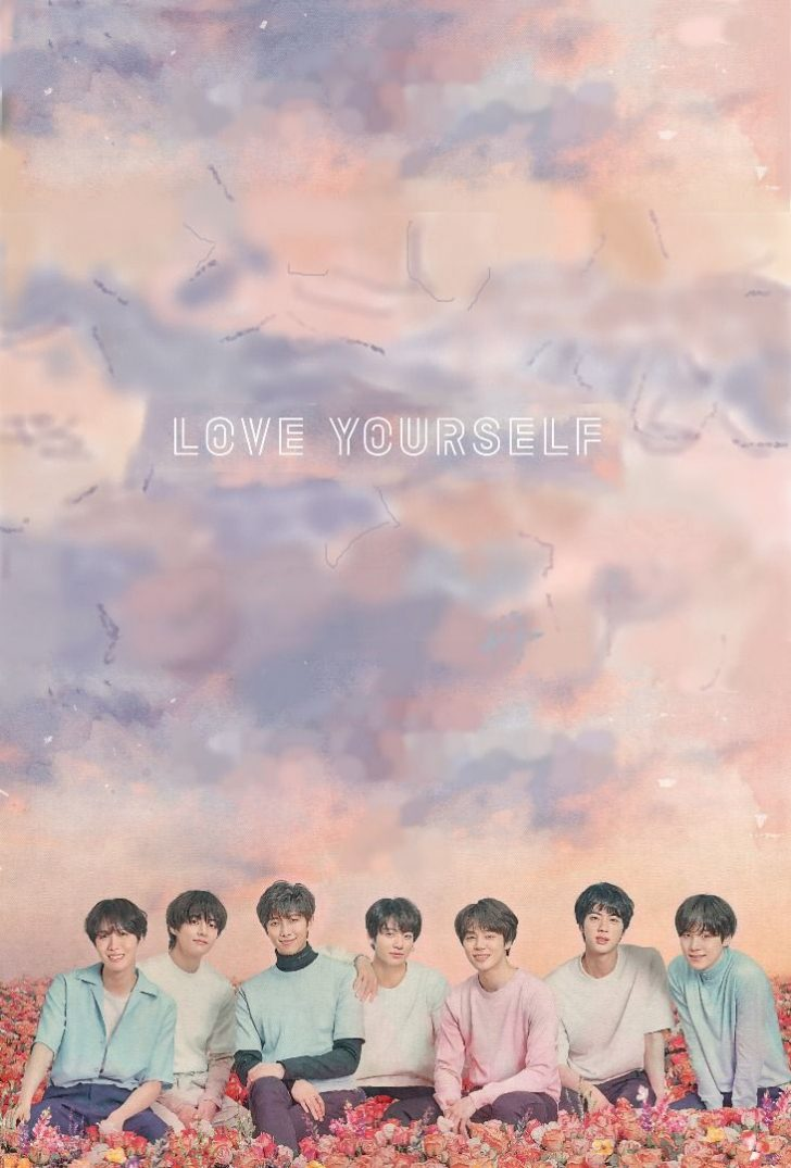 Bts Tumblr Love Yourself Free Wallpaper and Backgrounds