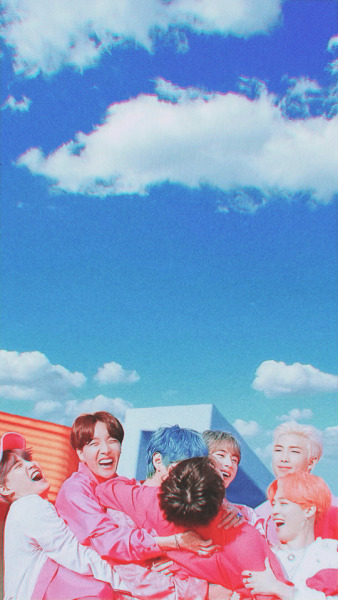 bts boy with luv lockscreens Tumblr