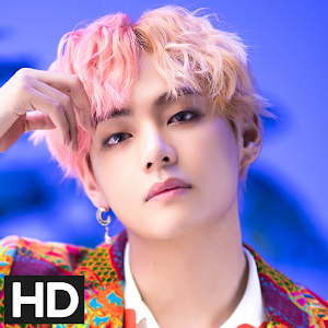 BTS V Kim Taehyung Wallpapers HD 4K 1.0 apk androidappsapk.co