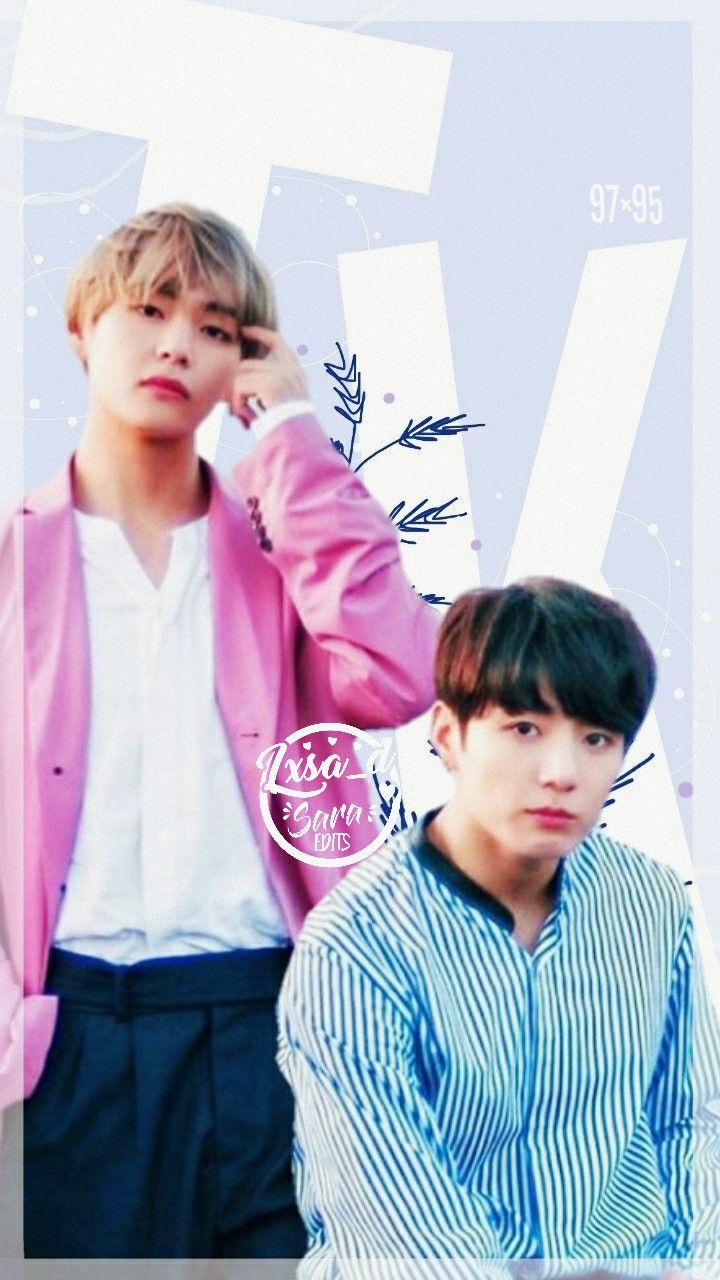Vkook wallpaper dY Hope you like It dY LdY vkook bts taek
