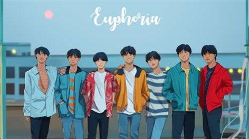 Bts Euphoria Wallpaper Hd