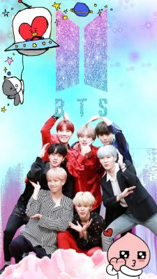 BTS iPhone Backgrounds 2019 Cute iPhone Wallpaper