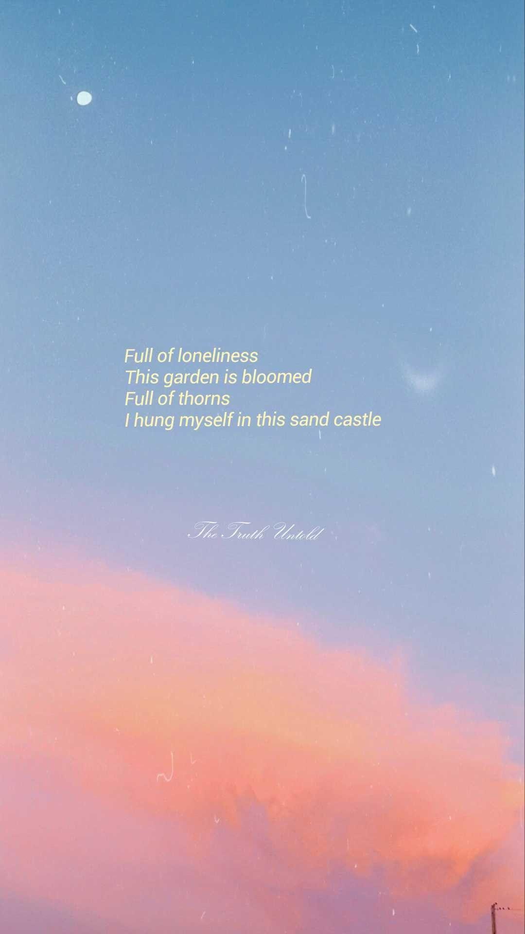 Bts lyrics in 2019 Bts wallpaper lyrics, Bts lyrics quotes