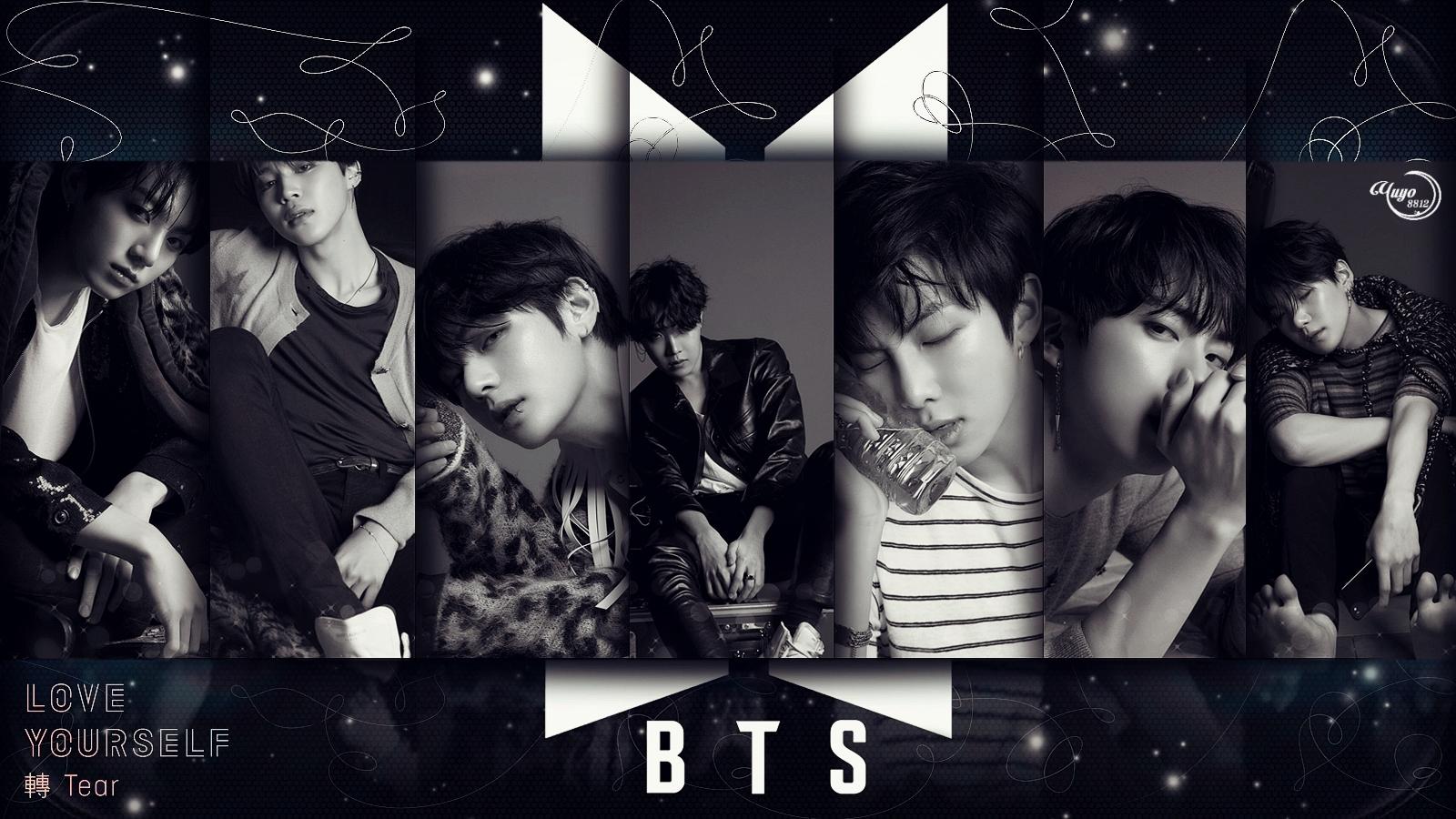 BTS FAKE LOVE WALLPAPER yulliyo8812 Wallpaper 41349111