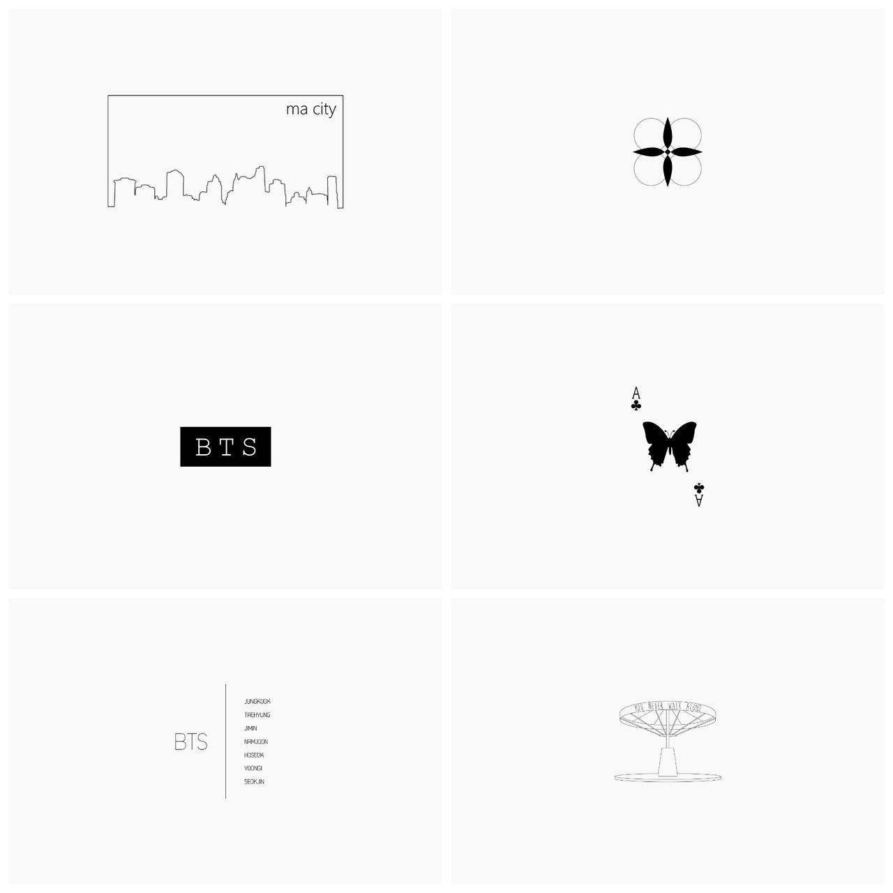 Bts Album Desktop Wallpaper Pin On Bts