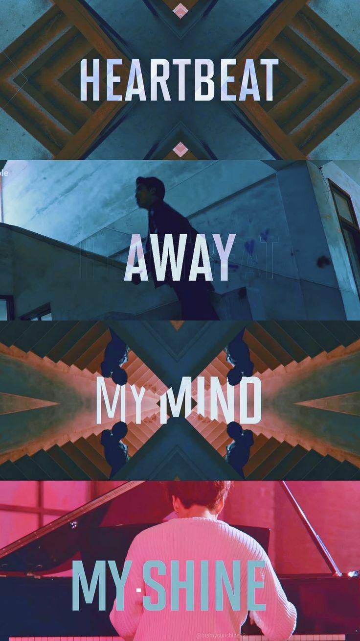BTS Heartbeat BTS WORLD OST Lockscreen Wallpapers BTS