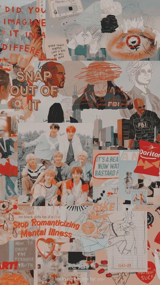 Wallpaper Tumblr Lockscreen, Bts Wallpaper, Bts Lockscreen