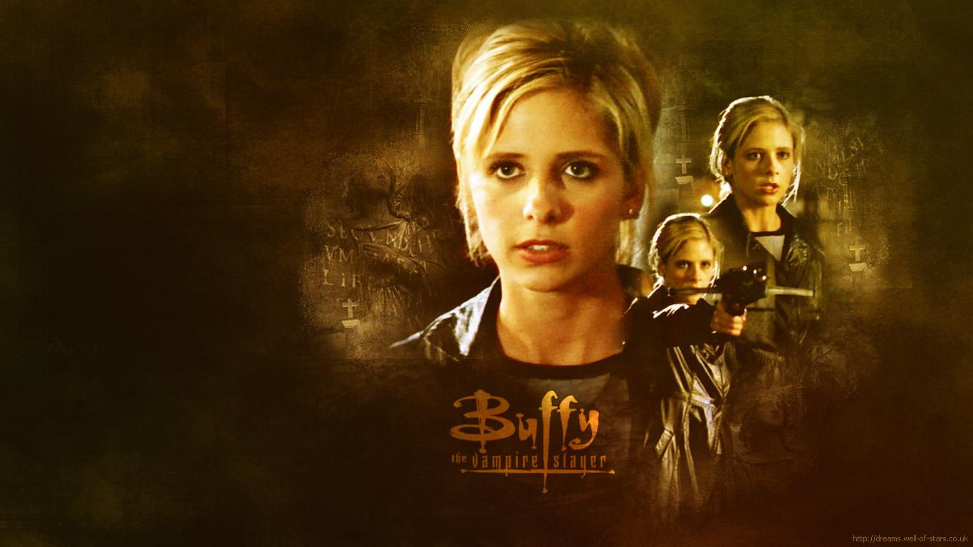 Buffy The Vampire Slayer Background