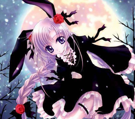 Bunny Girl Wallpaper
