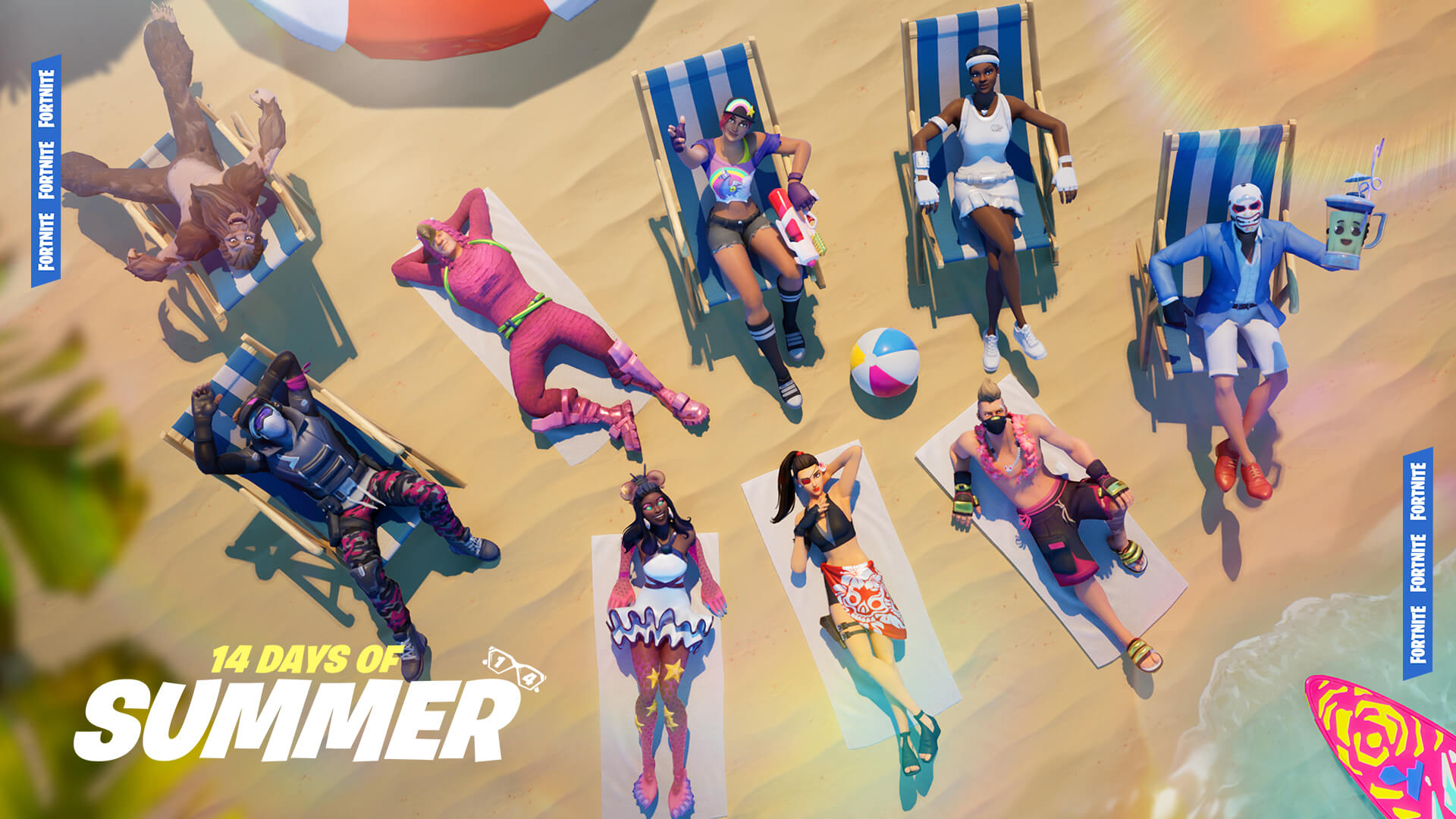 Bunnymoon Fortnite Wallpapers Posted By Samantha Simpson