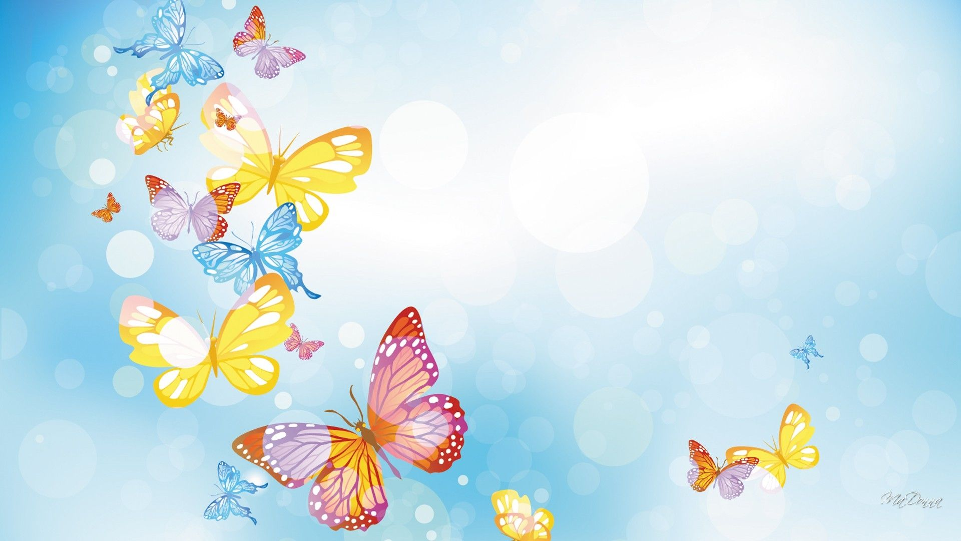 Butterfly Backgrounds Posted By Christopher Mercado