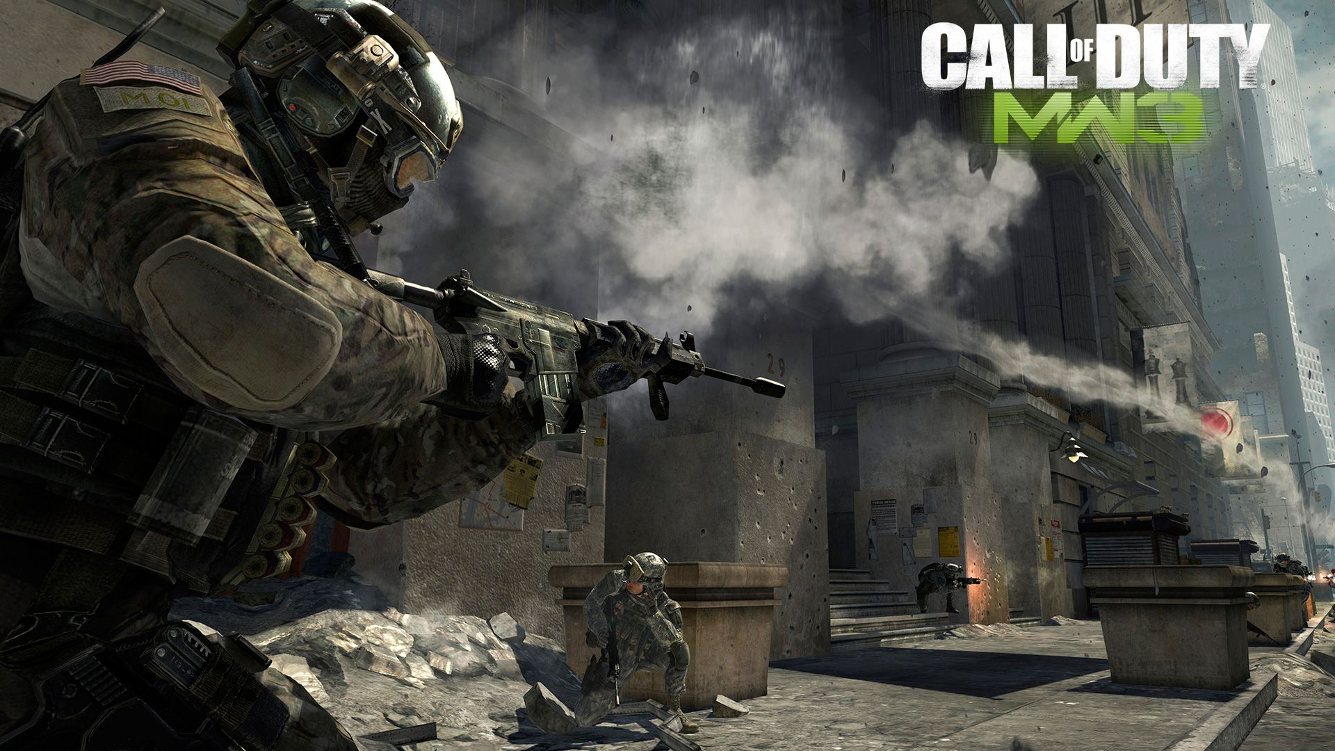 Call Of Duty 4 Modern Warfare Wallpaper Posted By Ryan Tremblay