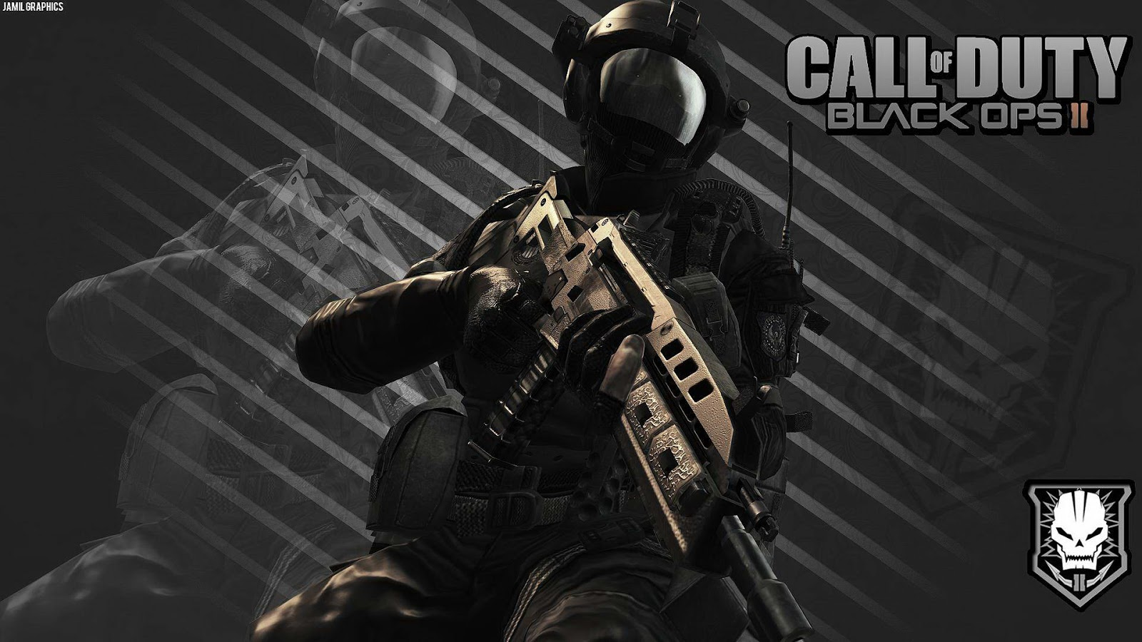 Call Of Duty Black Ops 1 Wallpaper