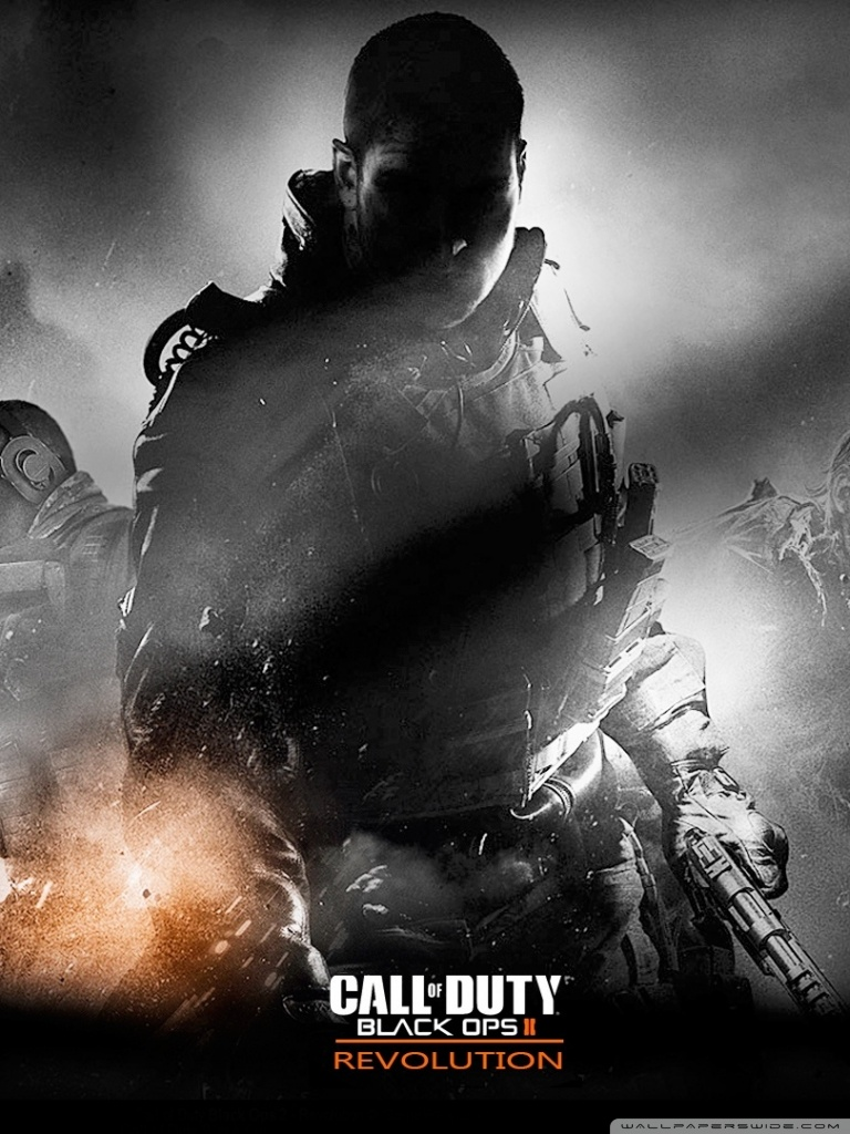 Call Of Duty Black Ops 2 Iphone Wallpaper Posted By Sarah Sellers