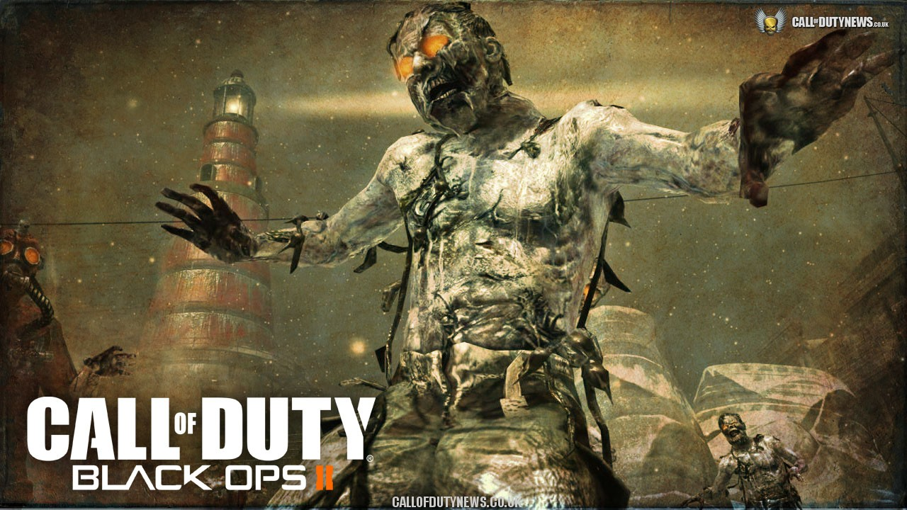 Call Of Duty Black Ops 2 Zombie Wallpaper Posted By Sarah Anderson