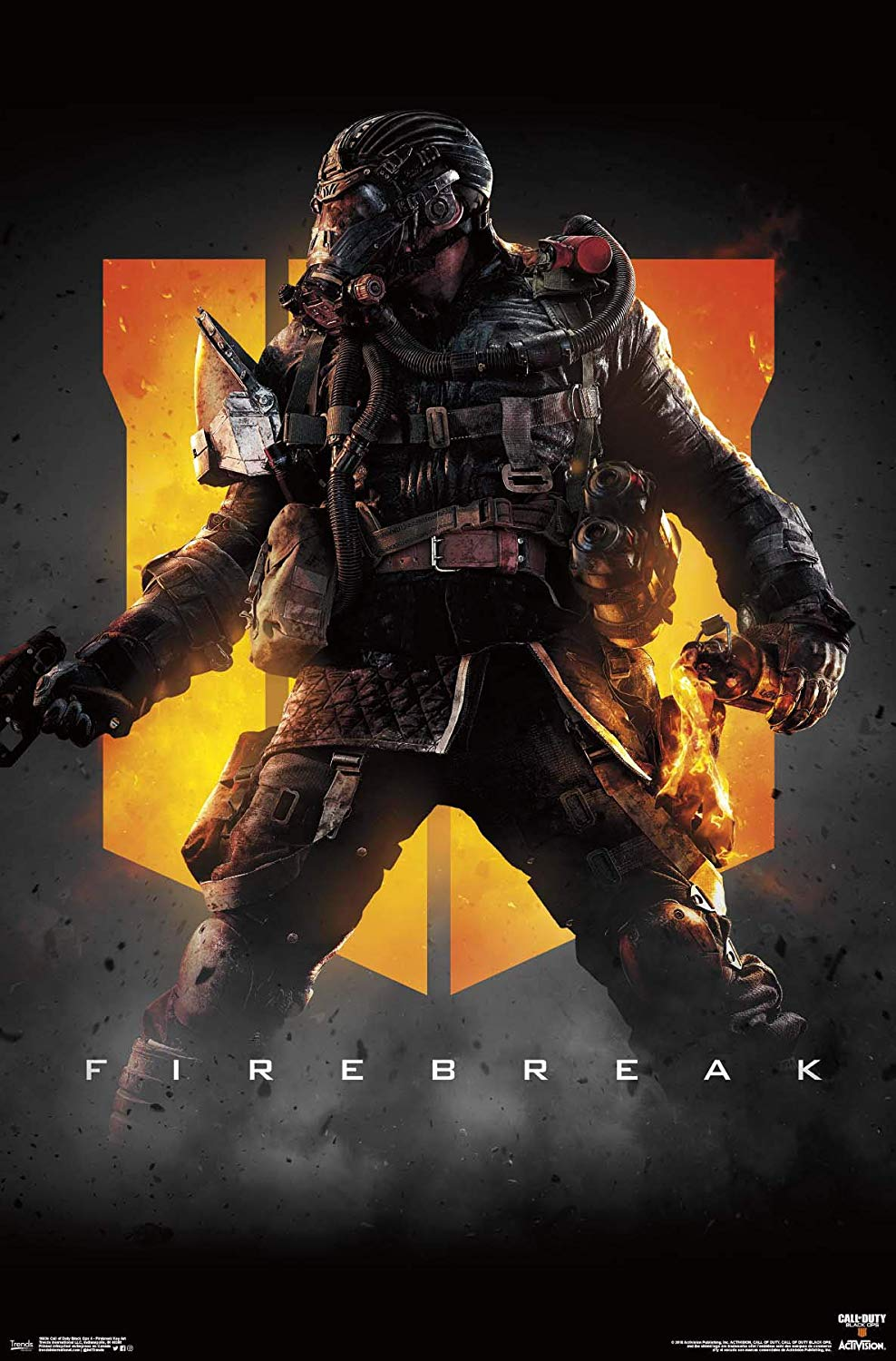 Call Of Duty Black Ops 4 Wallpaper Posted By Ethan Tremblay