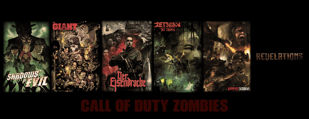Wallpaper Call of Duty Black Ops zombies Call of Duty