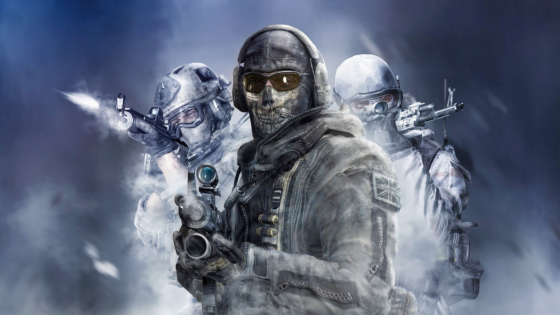 Call Of Duty Ghosts Backgrounds