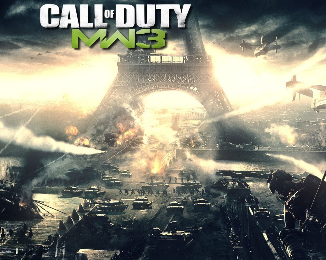 Call Of Duty Modern Warfare 3 Wallpaper Posted By John Tremblay