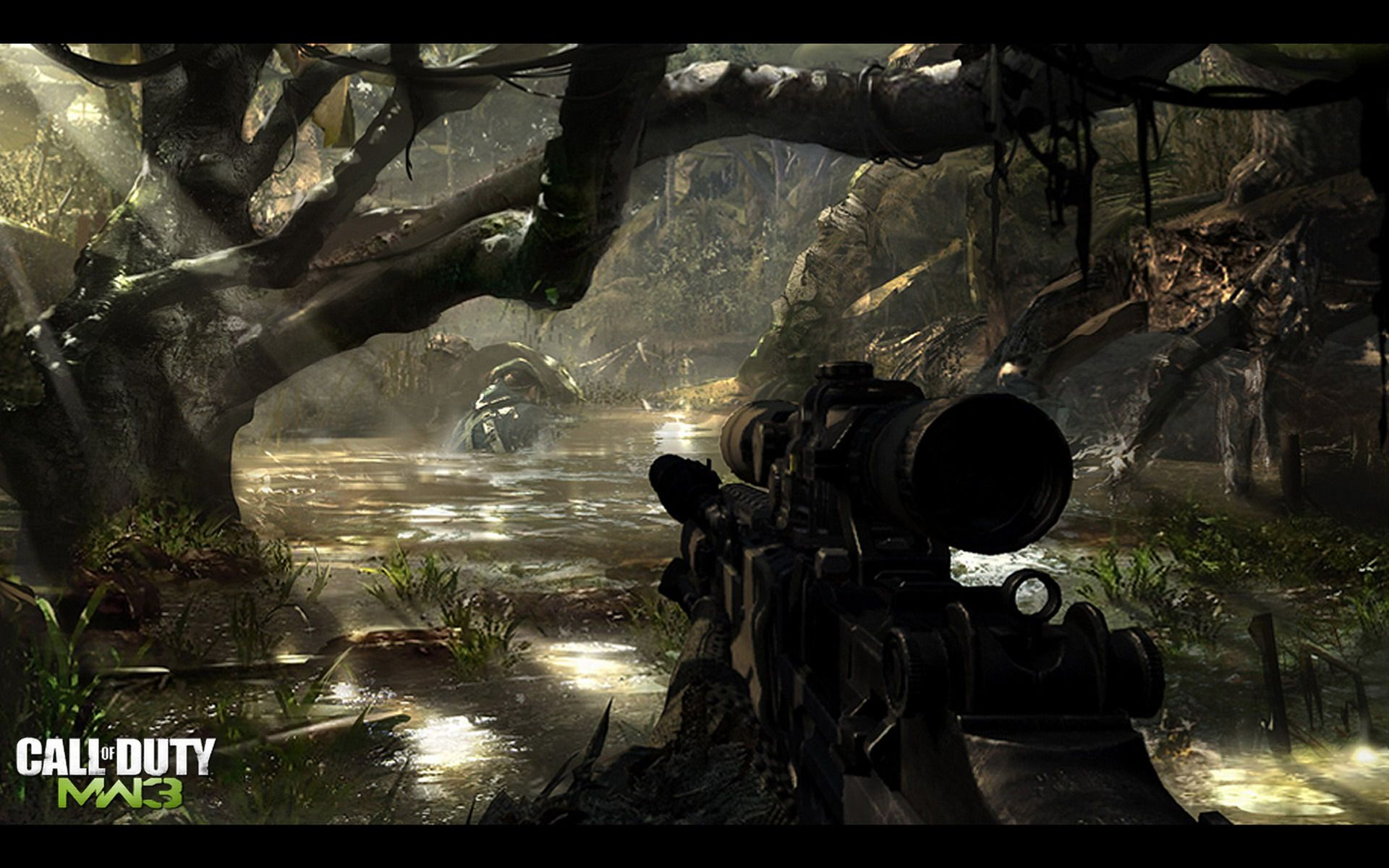 Call Of Duty Modern Warfare 3 Wallpaper Posted By Ryan Simpson