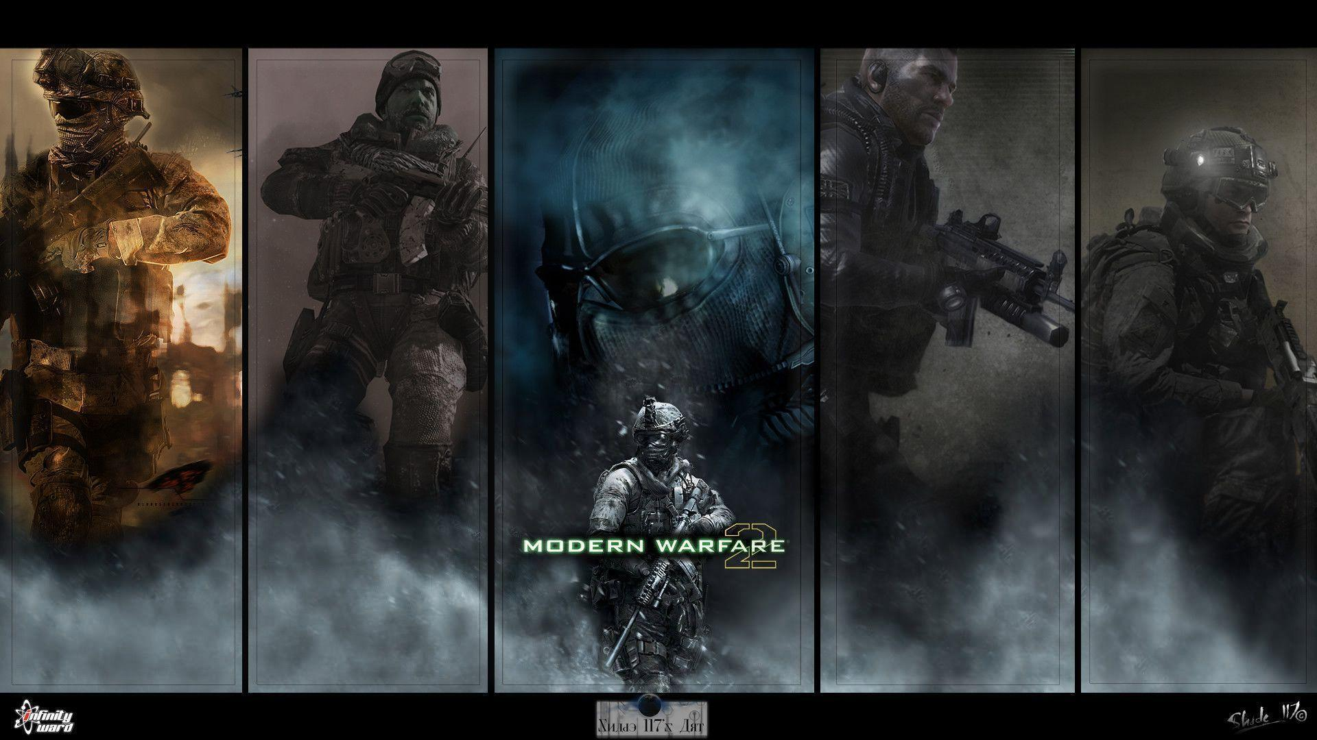 Call Of Duty Modern Warfare Remastered Wallpaper Posted By Sarah